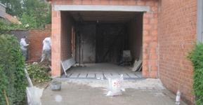 Jerzy - verbouwing Garage Antwerpen