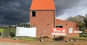 Nieuwbouw Itterbeek door Jerzy te Galmaarden